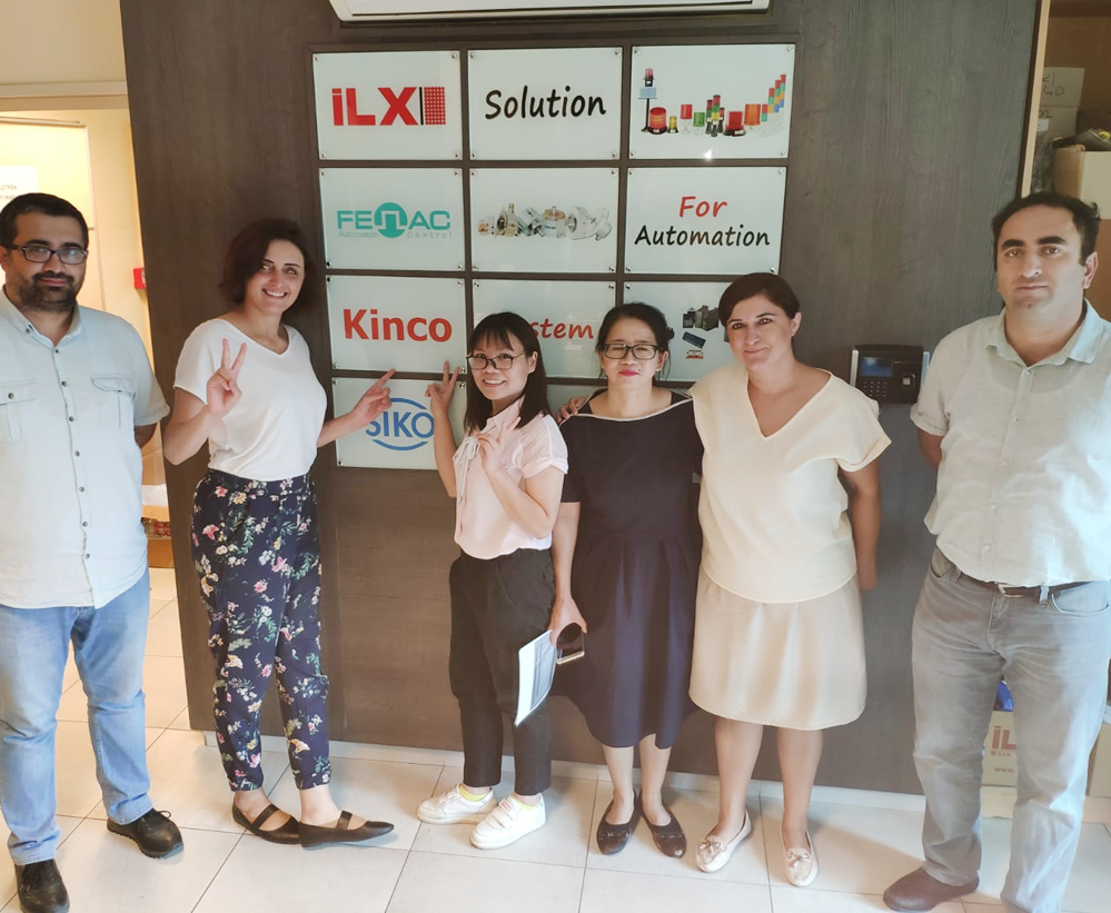 Kinco Visit at İLX-One Week Full Of Product Innovations, Imrovements and Future Visions