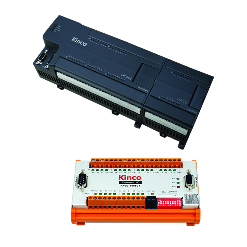 PLC & Extension Modules