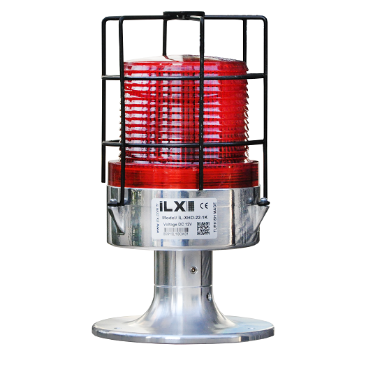 İLX HD Series Industrial Type Warning Light