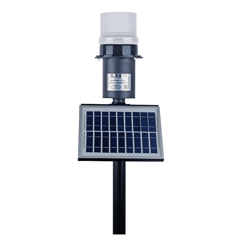 IL-X..SL05M Series Solar Warning Lights